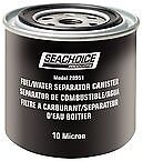 NEW SEACHOICE MARINE FUEL//WATER SEPARATOR CANNISTER SCP 20951