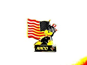 ARCO 1984 Olympic Games Los Angeles Collector Pin -NEW- #600B