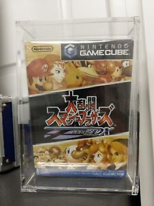 Details about Super Smash Bros  Melee Japanese Version, New In Box RARE