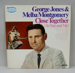 George-Jones-amp-Melba-Montgomery-Close-Together-Musicor-Mono-1968-VG-EX-R-0061