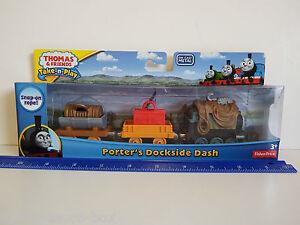 Thomas Amp Friends Take N Play Portable Railway Porter S