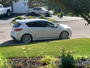 2011 Mazda MAZDASPEED 3