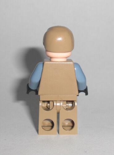Figur Minifig Home One Mon Calamari 7754 General Crix Madine LEGO Star Wars