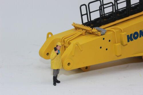 Ausleger Stiel  PC 8000  als Ladung 1:50 Komatsu  NEU