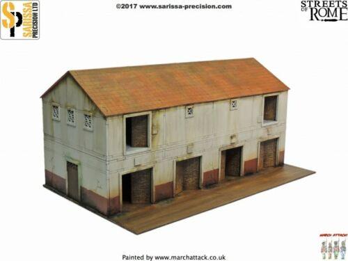 Warehouse Sarissa Precision T002
