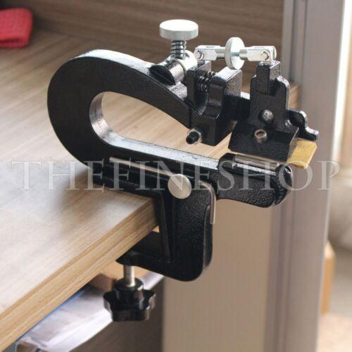 Quality Manual Craft Leather Splitter Paring Machine Edge Skiving Peeler Skiver