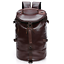 Men-Large-Travel-Duffle-Gym-Luggage-Bag-Leather-Backpack-Shoulder-School-Handbag thumbnail 9