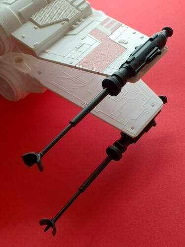 X-Wing Star Wars Model Toy Spare Part Repro Laser Cannon Guns