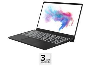 MSI Modern 14 B10MW-016 14.0 Laptop Intel Core i7 10th Gen 10510U (1.80 GHz) 16