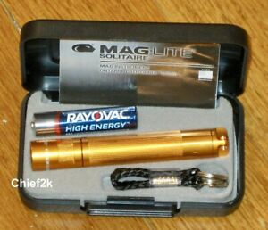 Maglite AAA Solitaire Green maglight mag-lite mag-light