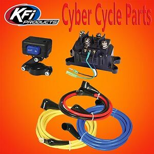 Atv Winch Wiring Kit - Wiring Diagram Dash on