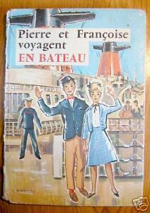 PIERRE-ET-FRANCOISE-VOYAGENT-EN-BATEAU-1963