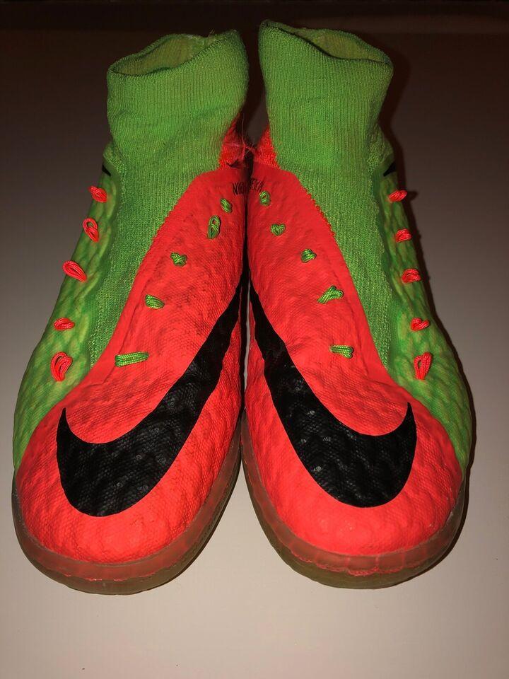 Indendørs sko, Nike Hypervenom, str. 37,5