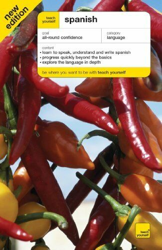 Teach Yourself Spanish (TYCC) By Juan Kattan-Ibarra. 9780340946848