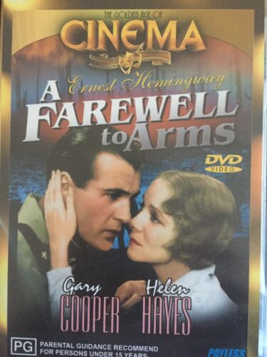 1 of 1 - A Farewell To Arms (DVD, PG) Free Post!!