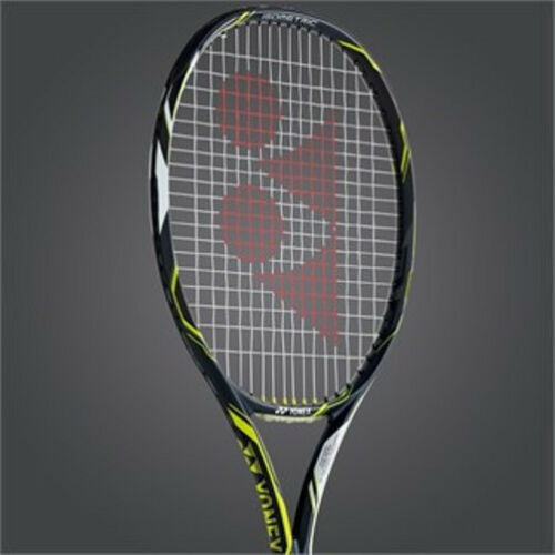 Yonex Tennis Racquet EZONE DR 100 Lite, G2, increased Flex and Repulsion, Strung