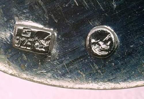 Löffel 14,4 Gramm 925 Sterling Silber Patengeschenk Geburt Taufe Kinder