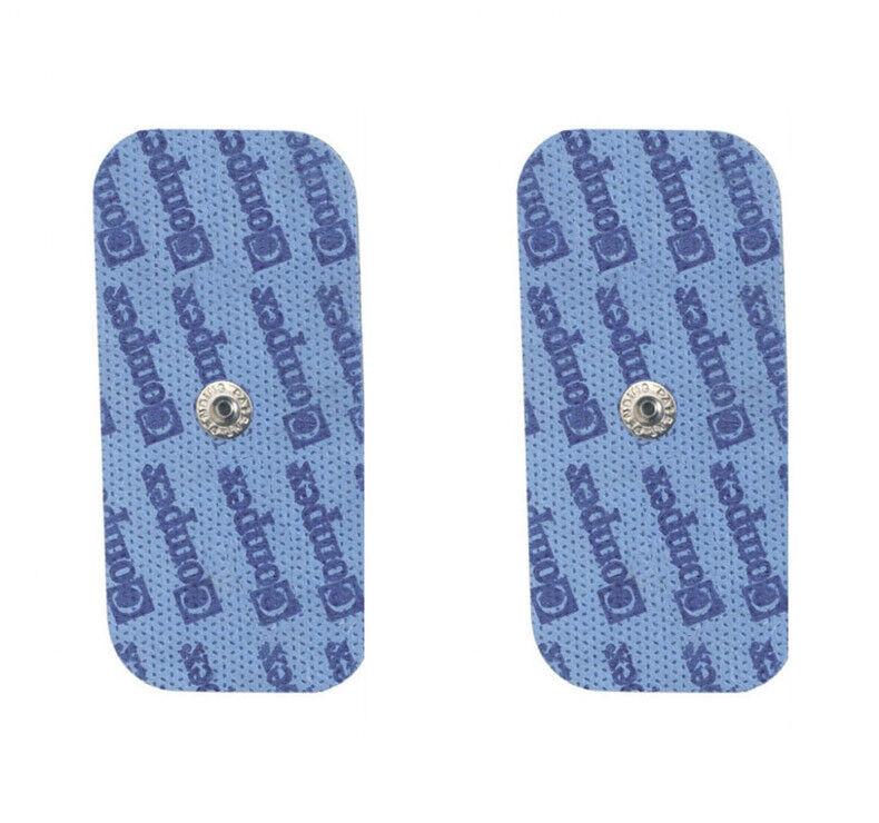 COMPEX ELETTRODI 5x10CM SINGLE SNAP - OFFERTA RISPARMIO 10 BUSTE PREZZO SUPER