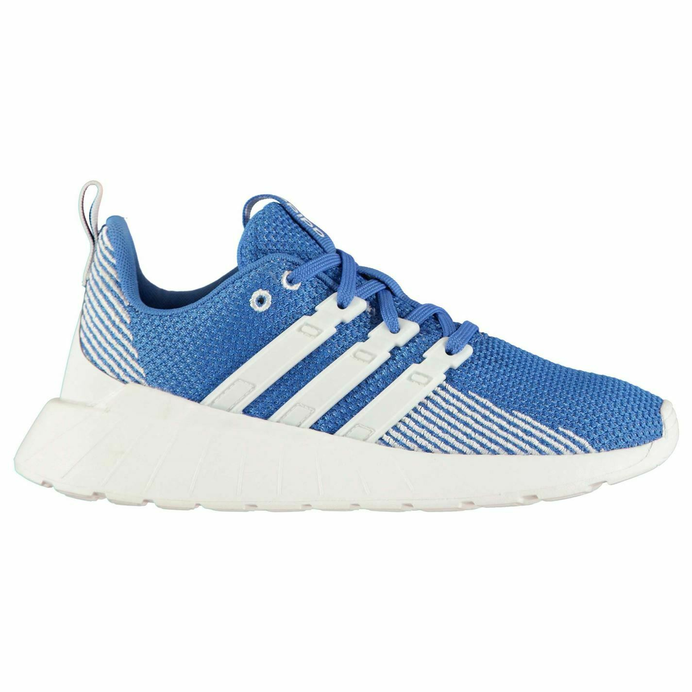 Adidas Kids Boys Questar Flow K Junior Trainers Runners Runners Runners Lace Up Breathable Mesh e38a33