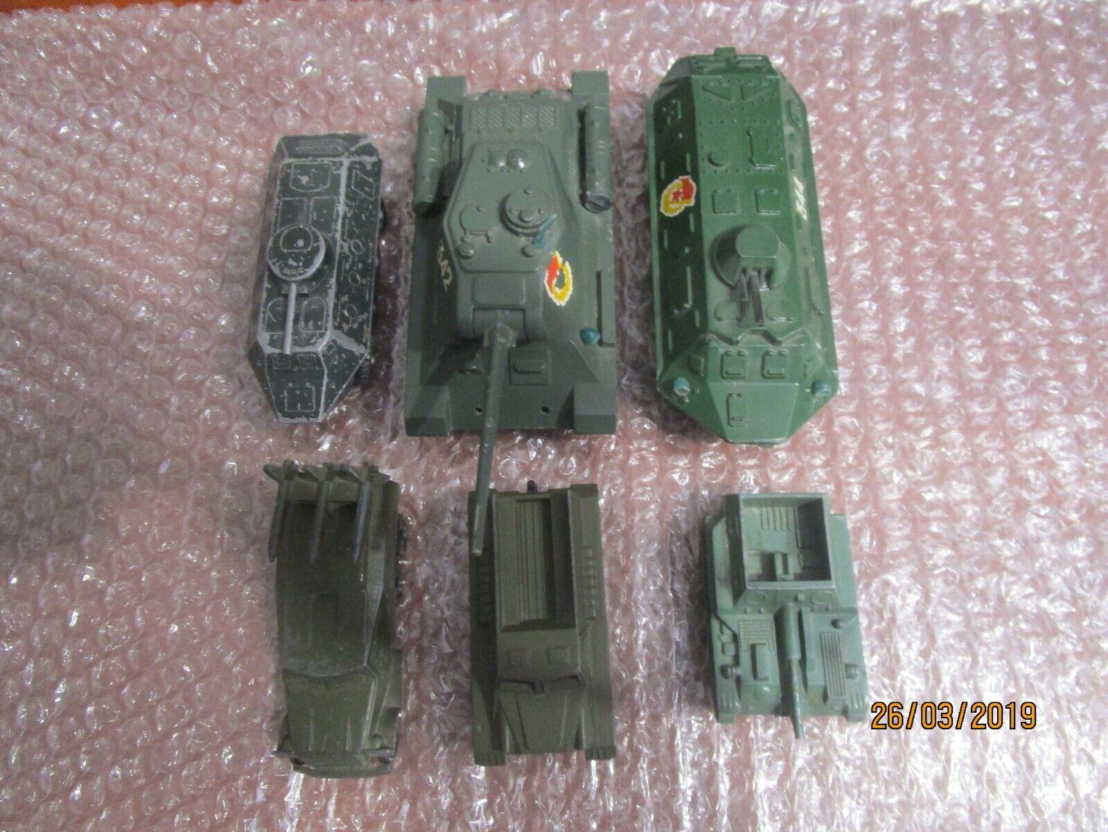 ordene ahora los precios más bajos Juguete de Metal Segunda Guerra Guerra Guerra Mundial Militar Ejército Soviético Tanque Modelo Vintage URSS  lo último