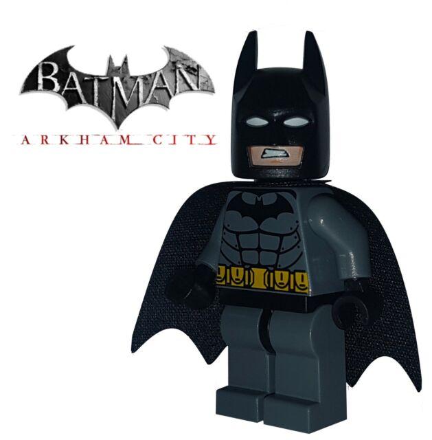 DC Superhero LEGO Custom Printed Arkham Origins Batman LIMITED EDITION RARE