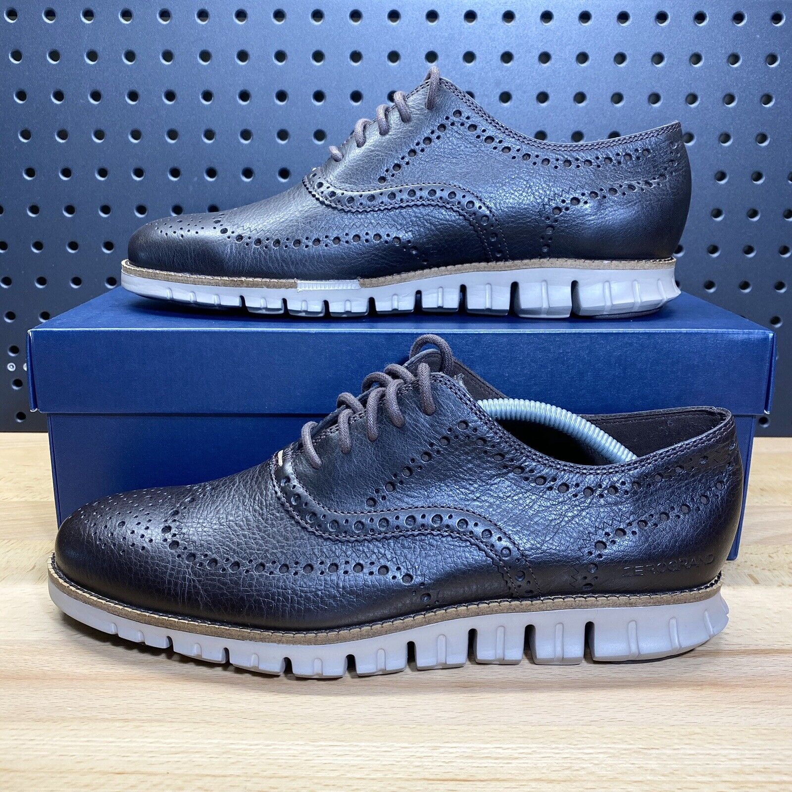 Cole Haan Zerogrand Wing Oxford Suede