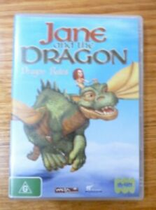 Details about JANE and the DRAGON - DRAGON RULES includes 4 Episodes DVD R4  VGC