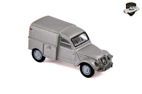1//87 NOREV 151477 CITROËN 2CV AU 1951 Fourgonnette grise France van car
