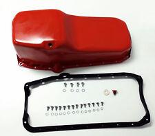 57-79 SBC Zinc Oil Pan w// Gasket Bolts 283-305-307-327-350-400 OEM Hot Rod