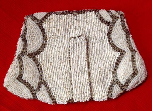dita con perline in sera per rilievo borsetta da con anello pratico antico Pochette w8Ta7p