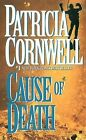 Cause of Death by Patricia Cornwell (Paperback, 1997)