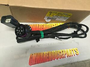 s l300 2007 2016 enclave traverse acadia trailer wiring harness new gm Car Stereo Wiring Colors at bayanpartner.co