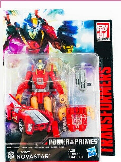 [Toys Hero] In hand Transformers POTP Power of the Primes Deluxe Class Novastar