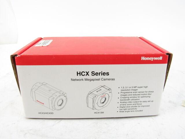 Honeywell HCX3 3 1 Megapixel CLR Camera New Network