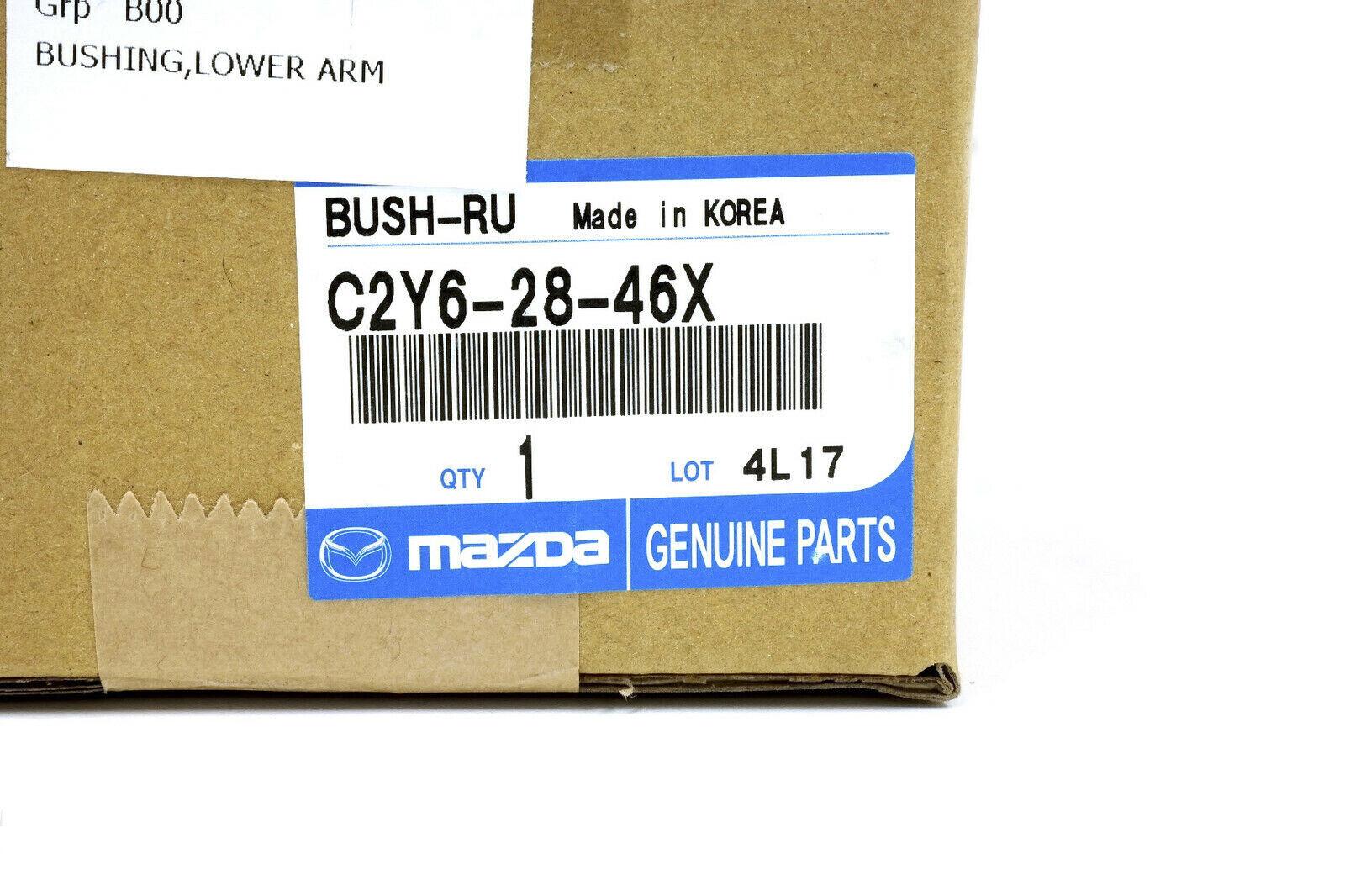 Genuine Mazda Trailing Arm Bushing C2Y6-28-46X