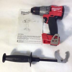 Milwaukee-2804-20-NEW-M18-FUEL-18V-Brushless-1-2-in-Hammer-Drill-Driver-BT