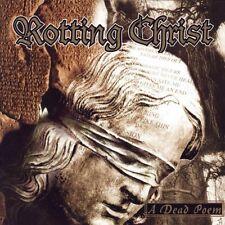 ROTTING CHRIST - A Dead Poem CD