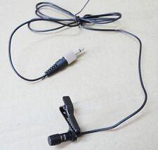 Lavalier Mikrofon für Sennheiser SK100/300/500 G1/ G2/G3 beltpacks