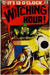 The-Witching-Hour-2-1969-FN-6-0-DC-Comics-Silver-Age-Classic