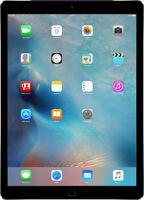 "Brand New!! Apple iPad Pro 12.9"" 256GB, Wi-Fi + 4G - Silver *Factory Sealed*"