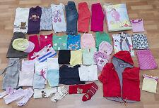 Mädchen XL Kleiderpaket Übergang Sommer über 30 Teile Gr. 80 / 86 / 92 / 98