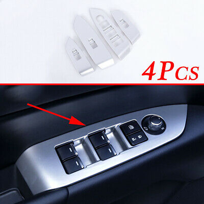 Headlight Switch Trim,Right Hand Drive Car Headlamp Switch Frame Trim Fits for Eclipse Cross 2017-2019