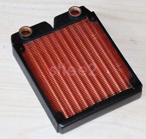 Water-Cooling-Radiator-120mm-Whole-pure-Copper-G1-4-for-PC-Linquid-Water-Cooling