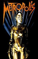 Fritz Lang's Metropolis Movie Poster Print (style C) : 11 X 17 Inches