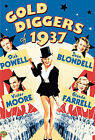 Gold Diggers of 1937 (DVD, 2008)