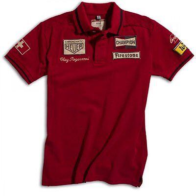 Warson Motors Polo Clay Regazzoni Men