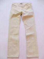 Levi's® 511 Skinny Jeans Hose W 33 /L 32, Gelb ! Yellow coloured Denim, UNIKAT !
