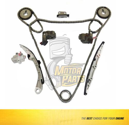 Timing Chain Kit  Fits 02-08 Infiniti FX35 G35 I35 3.5 L DOHC VQ35DE