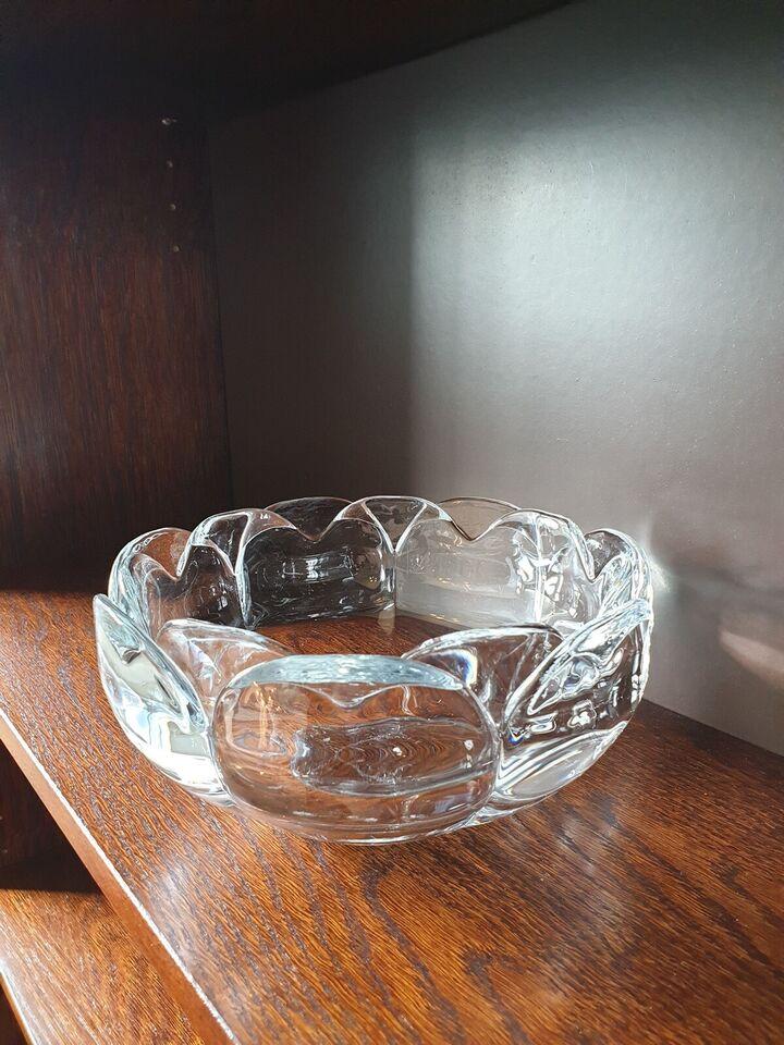 Glas, Glasskål