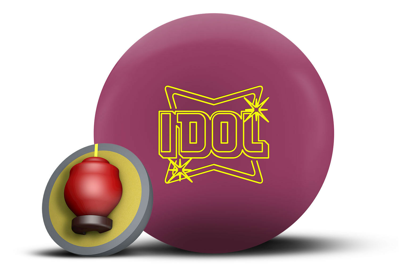New 16lb redo Grip Idol Bowling Ball